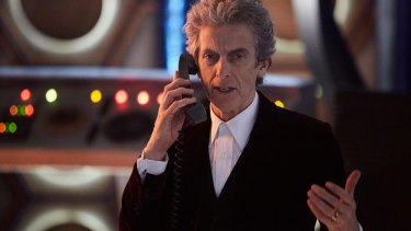 Who doesn't love outgoing Doctor, Peter Capaldi?