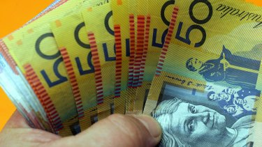 """Criminals prefer $50 notes because of their """"ubiquitous use in legitimate transactions"""", the RBA says."""