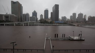 Less than five years after distastrous floods in Brisbane, some government departments have been found lacking in disaster preparedness.