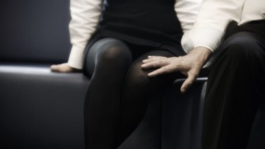There were 222 sexual harassment complaints made in the past financial year.
