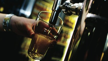 Questions have been raised about how alcohol ads meet the industry code.