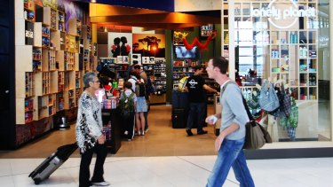 Every extra minute of dwell time could translate into extra retail revenue for airports.