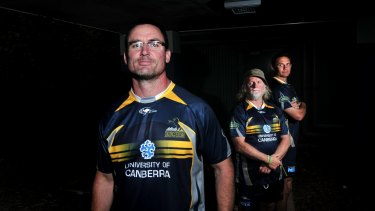 Dan McKellar and Laurie Fisher will team up at the Brumbies next year.