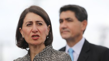 Premier Gladys Berejiklian says she is happy to give ICAC the funding it needs.
