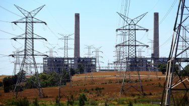It has come down to half-century-old power stations.