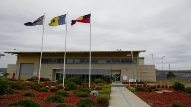 The overcrowding crisis at the Alexander Maconochie Centre has worsened in recent months.