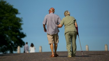 Retirees with modest savings are barely better off than those on the age pension.