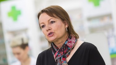 Federal Minister for Health Sussan Ley