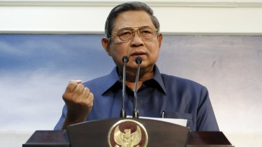 A Victorian court suppressed the name of then Indonesian President Susilo Bambang Yudhoyono to save him embarrassment.