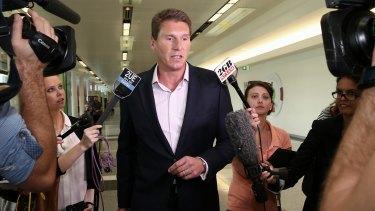 Liberal Senator Cory Bernardi .