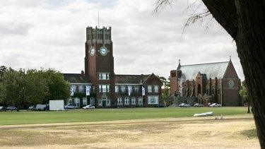 Boarding house horror: There have been accusations of sexual abuse at Geelong Grammar.