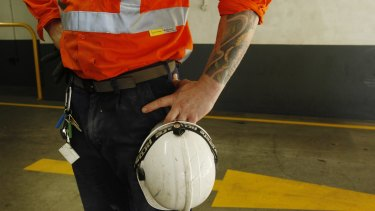 If a tradie loses an arm, income-protection insurance that ends after two years won't be enough.
