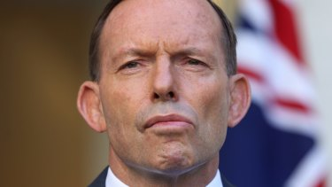 """Prime Minister Tony Abbott: """"This is not the first government to have a rough patch in the polls."""""""