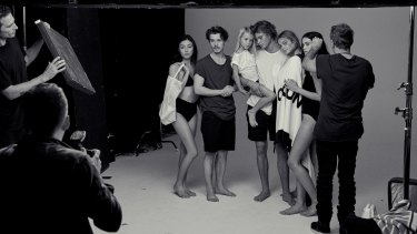 The campaign was shot by ex-Melbourne photographer Lachlan Bailey.