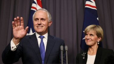 The difference Malcolm Turnbull may bring to Australia's position at UN climate talks in Paris is allowing Foreign Minister Julie Bishop more scope to negotiate on the ground.