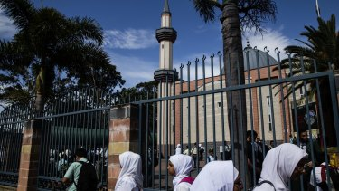 Malek Fahd Islamic School in Greenacre, previously controlled by AFIC, has lost federal funding due to AFIC's financial mismanagement.