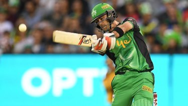 Glenn Maxwell hit a 50 in the BBL but was left out of the ODI squad the next day.