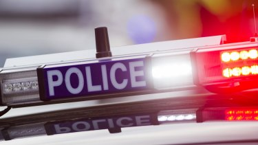 Police are investigating after a body was found after a car fire in Wandong on Friday.