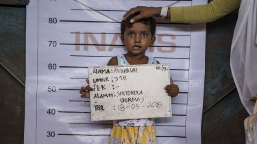 Myanmar's Rohingya have been exploited by human traffickers while fleeing the country.