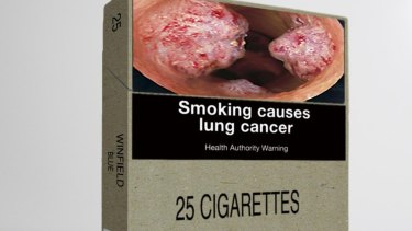 Australia has had the backing of the World Health Organisation to introduce plain packaging.