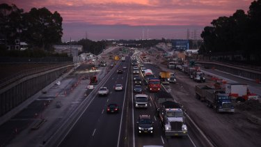The decision to reintroduce a toll on the widened section of the M4 has been controversial.