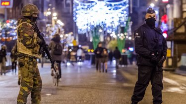 Belgium has been on high alert since links emerged with the Paris attacks in November.