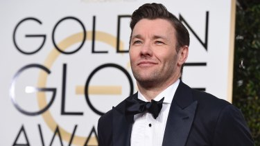 Joel Edgerton was among the Australian nominees who went home empty-handed.