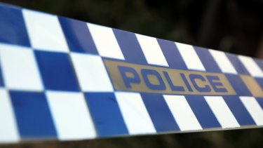 Police are hunting for a cab driver after a suspected hit and run in Brunswick.