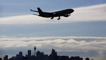 Some passengers may have to wait days to get on another flight.