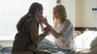 Netflix's new sci-fi drama <i>The OA</i> has been released on the platform without any pomp and ceremony.