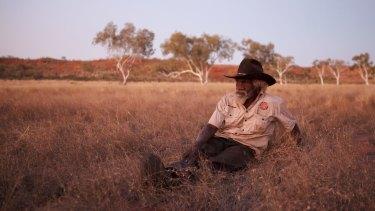 <i>Collisions</i> tells Aboriginal elder Nyarri Nyarri Morgan's story.