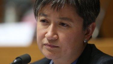 Labor senator Penny Wong.