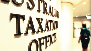 The ATO issued more than 80 large Australian businesses with tax bills last year.