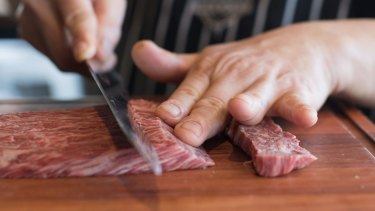It's not just retailers who are grappling with the beef price hikes.