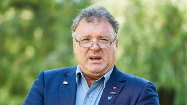 Senator Rod Culleton is facing a High Court challenge to his role in Parliament.