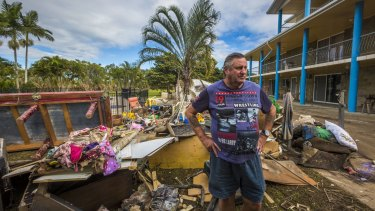 The banks have made a point of highlighting their hardship policies in the wake of Cyclone Debbie.