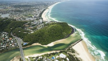 The Gold Coast has a plan for management of beach erosion.