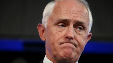Potentially embarrassing the Turnbull government, the transcript also appears to expose Mr Turnbull bargaining on a quid pro quo.