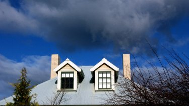 """""""The level of risk in bank mortgage portfolios has risen over the past couple of years,"""" says the RBA's Philip Lowe."""