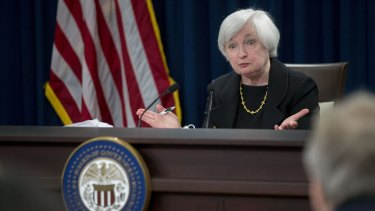 The benchmark index was little changed ahead of the US Federal Reserve rates decision.