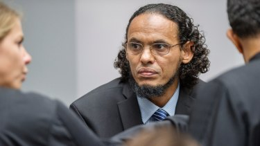 Former al-Qaeda militant Ahmad al-Faqi al-Mahdi pleaded guilty in 2012 to leading a group that demolished nine Sufi shrines and attacked a 500-year-old mosque in 2012 in Timbuktu, Mali.