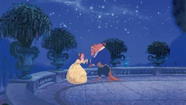 In Disney's <em>Beauty and the Beast</em>, male characters speak 71 per cent of the time.