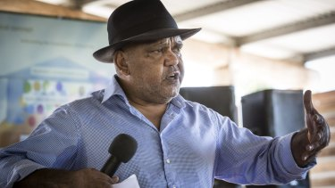 Noel Pearson said it was time to end the misery that had gone on for decades.