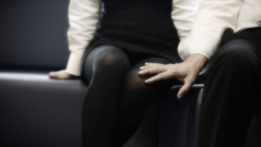 Sexual harassment happens in all industries, female- or male-dominated.