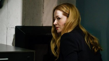Miranda Otto revels in the pace of <i>24: Legacy</i>.