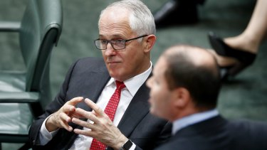 Malcolm Turnbull and Josh Frydenberg say they will not allow a shortfall in the energy market to occur.