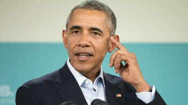 """""""How can you be shocked?"""": Obama says he is not surprised by the billionaire's rise."""