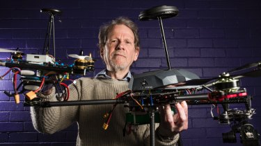 Drone Flight Academy president Jeff Cotter is not supportive of the proposed ban on drone regulation.