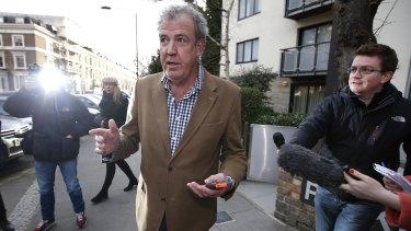 "The BBC computer said ""No"" to TV presenter Jeremy Clarkson."