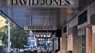 Retailers have been struggling for the past year with low wage growth driving down sales.